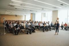 Выступление Марины Раковой на образовательной сессии